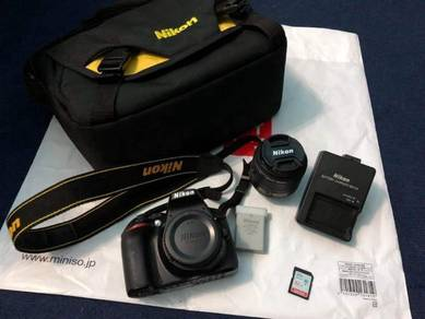 Nikon d5300 second