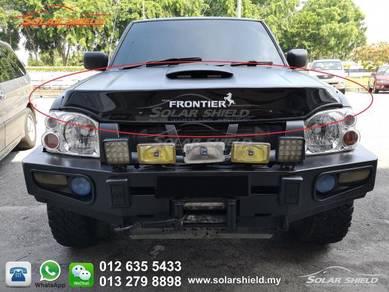 Nissan Frontier Bonnet Guard Bonnet Visor