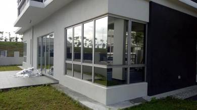 USA tinted rumah frosted fast cool