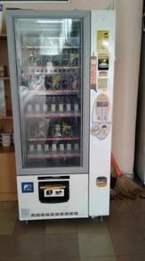 Mesin vending multipurpose combo
