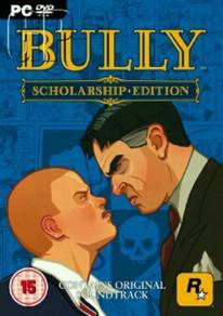Bully Scholarship pc games