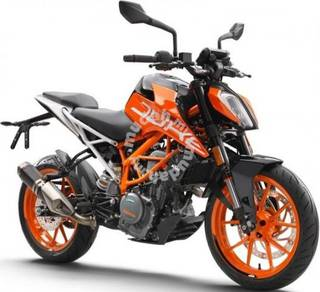 KTM Duke 390 - 90% Credit- Special Low Downpayment