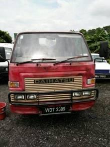 1996 Daihatsu Bego 2.5 (M)