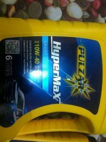 Pullaz hypermax 10w-40 diesal synthetic 7L