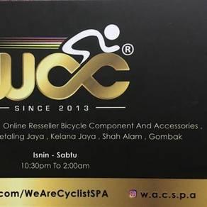Pickup bicycle services door to door