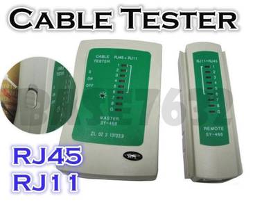 Network LAN USB Cable Tester Double-twist