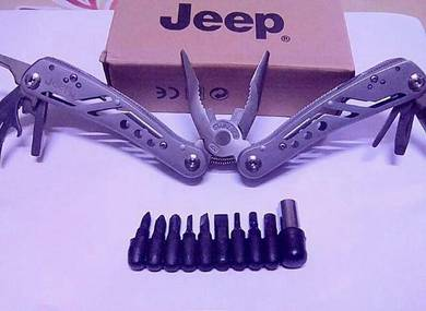 Multitools jeep and travel
