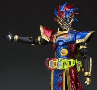 SHF KR Para-DX Perfect Knock Out Gamer Level 99