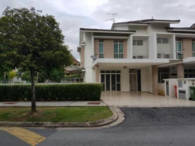 Double Storey House Corner Lot Below Maket Value Presint 11 Putrajaya