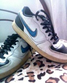 Nike Blue White Black
