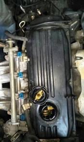 Engine enjin u wira satria arena 1.5cc 4g15 import
