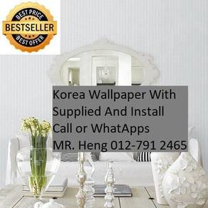 HOToffer Wall paper with Installation hjk45