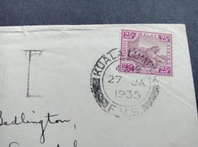 Cover Malaya New Zealand No 3158