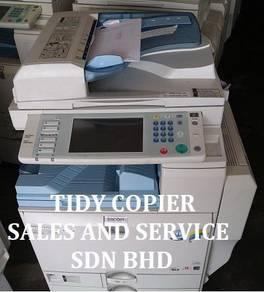 Digital copier machine color mpc3501