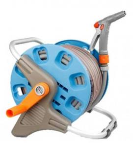 NEW GARDEN HOSE REEL SET PAIP 30 meter