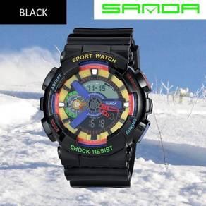 Water Resistant Digital Sport Watch