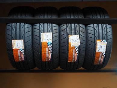 New Tyre Tayar Baru Mampu Milik