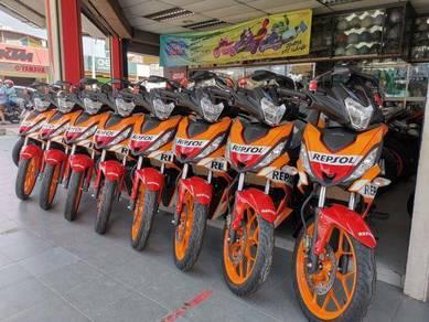 Honda rs150 repsol v2