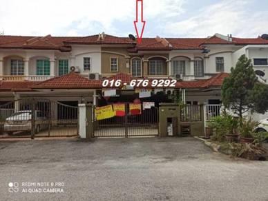 2 sty house at Puchong, below market 130k