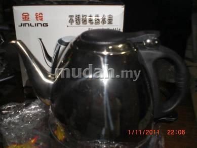 Electronic Stainless Steel Kettle