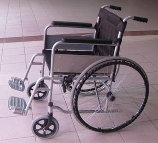 Bukit Mertajam standard wheelchair kerusi roda