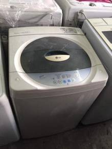 LG 6.6kg top washing machine automatic top load