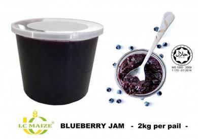 Blueberry Jam for waffle / bread / Jem Blueberri