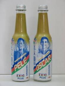 F&N FN 100 Plus Pele Oscar Limited Bottle