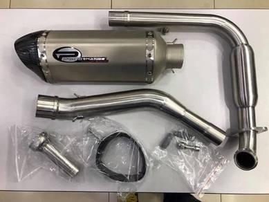 Proformance Full System Exhaust ~ Kawasaki Z250SL