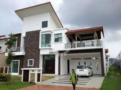 22 x 80 FreeHold 2-Story Garden Suits Terrace House 0%D/P , Puchong