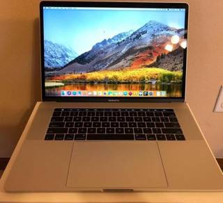 Apple MacBook Pro 15 (Late 2016) w/AppleCare