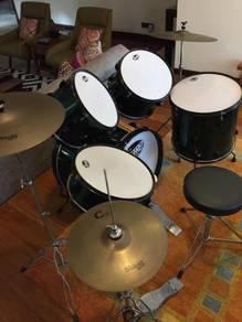 Astro Drum set