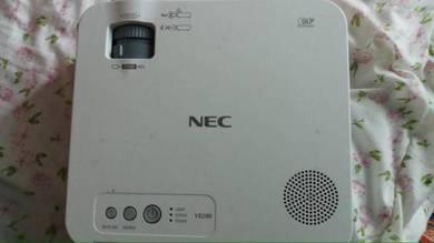 Projector NEC