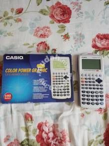 Casio CFX9850GC PLUS