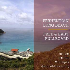 Perhentian Long Beach Fullboard