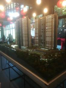 Triuni Residences, new development project, 2 car parks, Batu uban