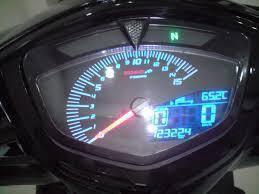 KOSO Uma Racing 1000rpm meter