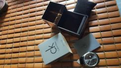 Original CALVIN KLEIN ck swiss made 90%new