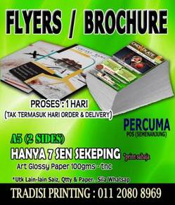 Flyer express/Cepat