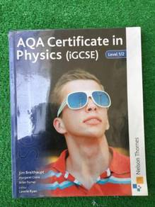 AQA Certificate in Physics (IGCSE)