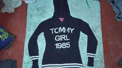 Tommy girl hodie knitwear