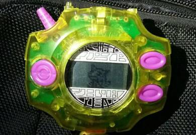 Digimon digivice ver.1