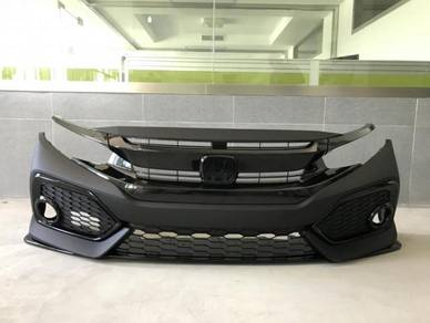 Honda Civic FC Si Front Bumper Bodykit