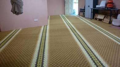 Pembekal Karpet surau Johor