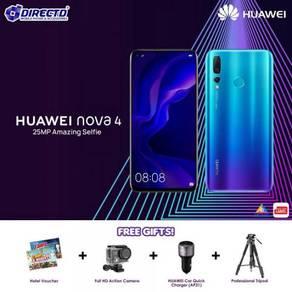 HUAWEI nova 4 (8GB RAM | 128GB ROM)MYset-PROMO
