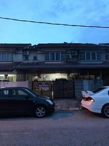 Double Storey House at Pakatan Jaya,Tambun Ulu Kinta