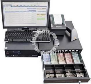 POS System dengan Pengurusan Inventory