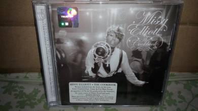 CD Missy Elliott - The Cookbook