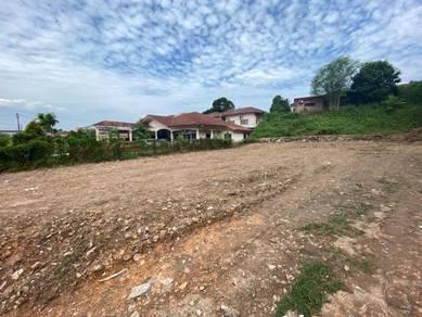 |NEGO SAMPAI JADI| Tanah CORNERLOT Tmn Muzaffar Shah Ayer Keroh Melaka