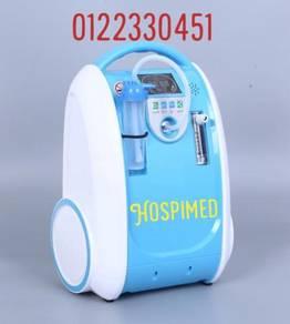 Medical Portable mudah alih Oxygen Concentrator
